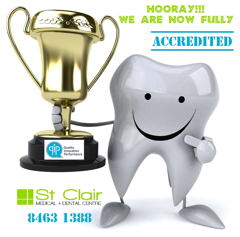 QIP accredited St Clair Medical & Dental